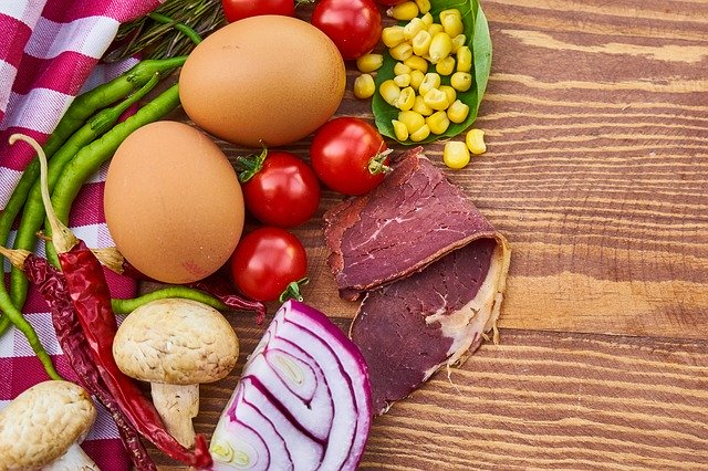 kvalitní proteinová svačina